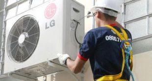 نصب کولر گازی در توچال
