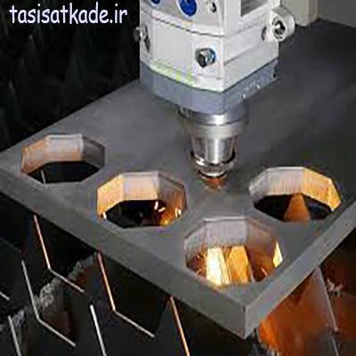 برش لیزر فلزات